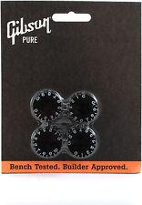 Gibson Speed Knobs - PRSK-010 - Set of 4 - Black