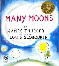 Many Moons: By Thurber, James