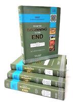 From the Beginning to the End - Al Bidaya Wan Nihayah (Abridged - 4 Vols.- HB)