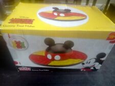 Disney Mickey Mouse Gummy or Chocolate Treat Maker
