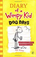 Diary of a Wimpy Kid: Dog Days (Book 4),Jeff Kinney