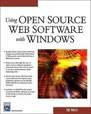 Using Open Source Web Software with Windows (Internet Series)-ExLibrary