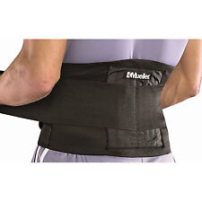 New Mueller Back Brace Maximum Adjustable Lumbar Back Support Express Shipping