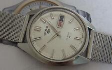 Rare 1969 Vintage Seiko 5 model 5126-8060 Automatic 23 jewels Watch...Nice !!!
