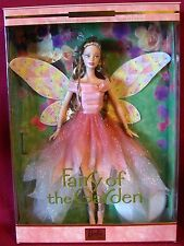 Enchanted World Of Fairies ~ Fairy Of The Garden 2nd in Series Barbie Doll NRFB