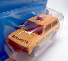 "Matchbox SF Nr. 20B Police Patrol metallic braun ""Paris Dakar '83"" Sondermodell"