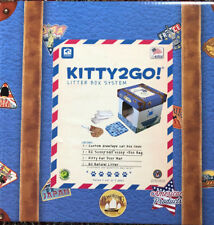 Kitty2GO!™ The Original Disposable LitterBox System