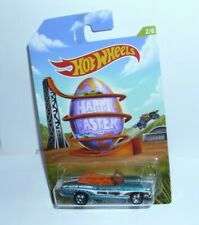 Hot Wheels Happy Easter Metal Die-cast 1970 Chevy Chevelle Convertible