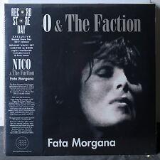 NICO & THE FACTION 'Fata Morgana' RSD Ltd. Edition Vinyl 2LP NEW & SEALED
