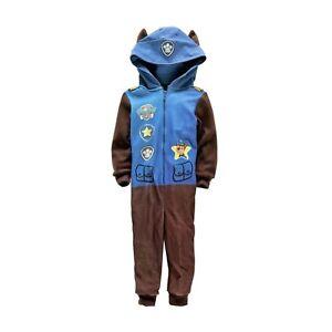 Boys All Inn One Sleepsuit Pyjamas Paw Patrol Dress Up