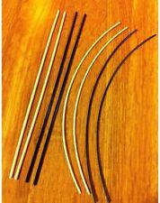 Guitar Inlay Side Dot Marker Jcsmi 2 Black, 2 White Of Each (3/32�) & (1/16�)