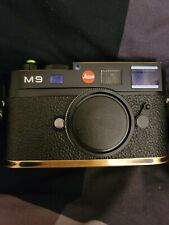 Leica M M9 18.0MP Digital Camera - Black (Body Only) Need To Replace Sensor