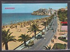 A301 AK. Benidorm (Alicante) Playa Levante. 1971.