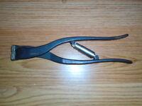 BURNDY HY TOOL Y22MR-3 MANUAL WIRE CRIMPER TOOL