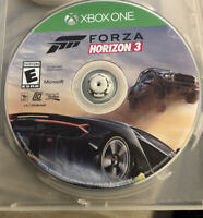 Forza Horizon 3 (Microsoft Xbox One, 2016) USED DISC ONLY