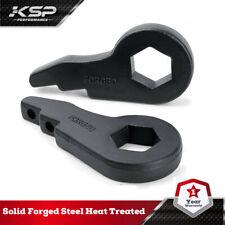 """K1500 Silverado Sierra Tahoe 1"""" 2'' 3"""" Leveling Kit Forged Steel Torsion Keys"""
