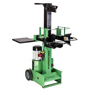 STABILO Holzspalter 8t Brennholzspalter 400V 3kW Feuerholz Hydraulikspalter
