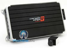CERWIN VEGA B1 MOTORCYCLE AMP 1 CHANNEL MONOBLOCK 1000W MAX SPEAKERS AMPLIFIER