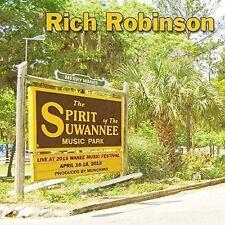 Rich Robinson - Live at Wanee 2015 [New CD]
