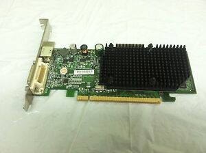 DELL/HP  ATI-102-A924(B) Radeon X1300 256MB DDR PCI-E Video Card DMS-59