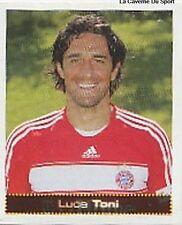 N°357 LUCA TONI # ITALIA BAYERN MUNCHEN STICKER PANINI BUNDESLIGA FUSSBALL 2008