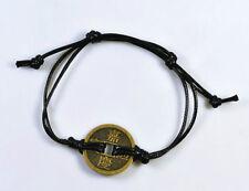 Chinese Feng Shui Wealth Lucky Hao Yun Bi Xie Coin Bracelet Charm QB05
