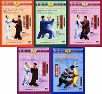 Traditional Yang Style TaiChi ( Taijiquan ) Pushing Hands Series- Li Derun 5DVDs