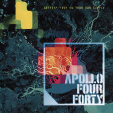APOLLO 440 - GETTI'N HIGH ON YOUR OWN SUPPLY CD NUOVO