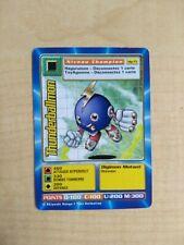 Thunderballmon MP-75 Rare French Digimon Card From Mega Pack