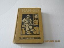 Bar-20 by Clarence E. Mulford 1st/1st 1907 HC