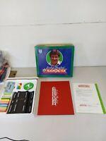 Vintage Emlyn Hughes Team Tactix Board Game *Missing Gascoigne & Le Tissier*