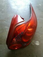 PEUGEOT 207 SW DRIVERS REAR LIGHT LENSE UNIT RHS O/S ESTATE (2009-2014)