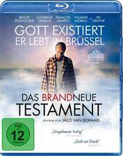 Blu-ray * DAS BRANDNEUE TESTAMENT - GOTT EXISTIERT ER LEBT IN BRÜS.. # NEU OVP %
