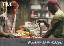 True Blood: Premiere Edition Base Set Trading Card #07