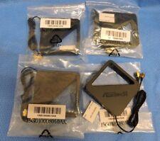 Lot 4 ASRock External Dual Band WiFi Wireless Antenna PC & Laptop 13G010008010AK
