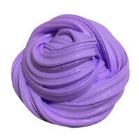 Fluffy Fluff Floam Slime Schleim für Stressabbau Lila