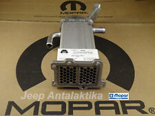 EGR Cooler Jeep Wrangler JK 2.8crd 11-18 New OEM Mopar  68092347AA