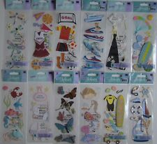 A Touch of Jolee's EK LOT of 12 Stickers Brand NEW! ~ GREAT DEAL!