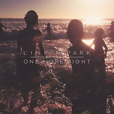 LINKIN PARK ONE MORE LIGHT CD - NEW RELEASE MAY 2017