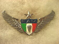 Mexico Army Badge Parachute Wings Senior