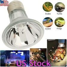 Us Uva+Uvb Pet Turtle Basking Lamp Reptile Light Heating Bulb Spectrum Appetite