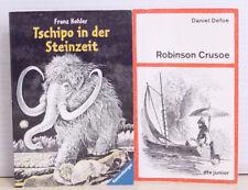 Leben und Abenteuer des Robinson Crusoe; Defoe/ Tschipo in der Steinzeit; Hohler