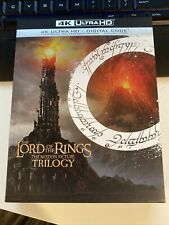 The Lord of the Rings 4K The Motion Picture Trilogy Ultra Hd Uhd 2020