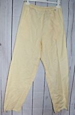 Catherine Ogust Penthouse Gallery Linen Blend Pants Small Vintage