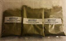 * CERTIFIED ORGANIC * 2 oz Lemon Balm Leaf Powder ( Mellissa Officinalis )