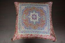 Pillow Turkish Pillow Gobelin Fabric Made Pillow 17.3″X17.3″(82)