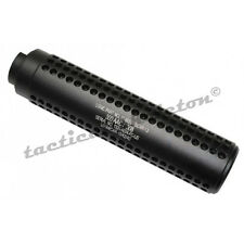 308 300 7.62 REVERSE THREAD SLIP OVER SOCOM STYLE 5/8 x 24 MUZZLE BRAKE