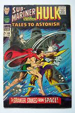 Tales To Astonish No.88, 7.5, Marvel, Sub-Mariner & Incredible Hulk