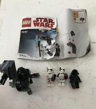 LEGO Star Wars 75197 First Order Specialists Battle Pack Stormtooper Instruction