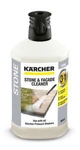 Karcher Garden Pressure Washer Path Patio Stone facade Cleaner Liquid 62957650